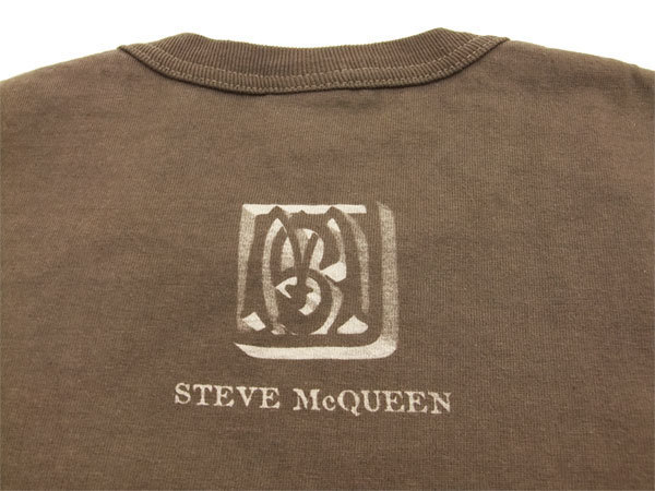 a1967183ff52 ... 商品名: TOYS McCOY TMC1804 Men's Slim Fit Loopwheeled construction T-shirt  / Mens Short Sleeve T Shirt / Steve McQueen, 1963 American film